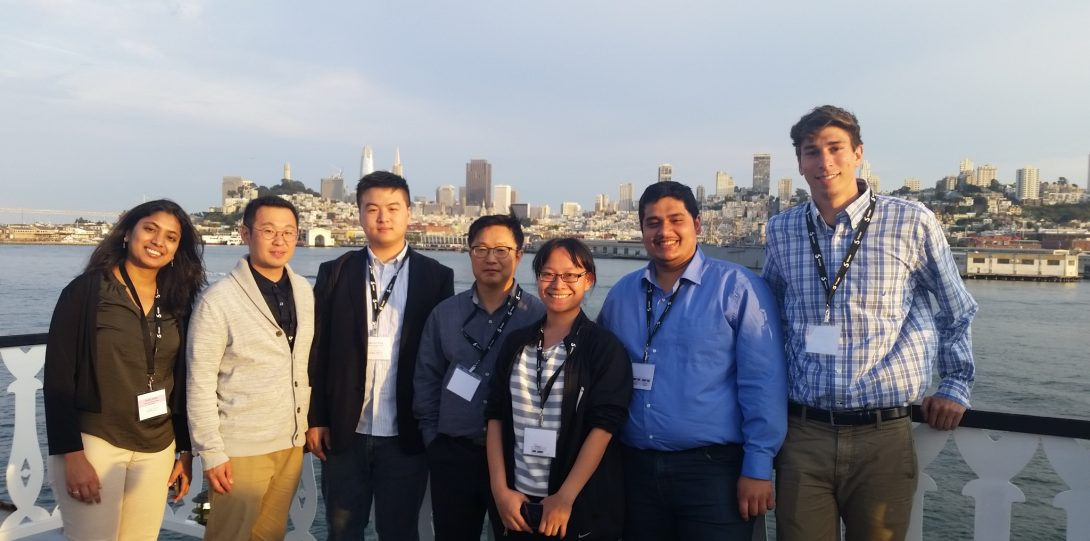 2017 International Congress on Membrane Processes, 29 July- 4 August, San Francisco